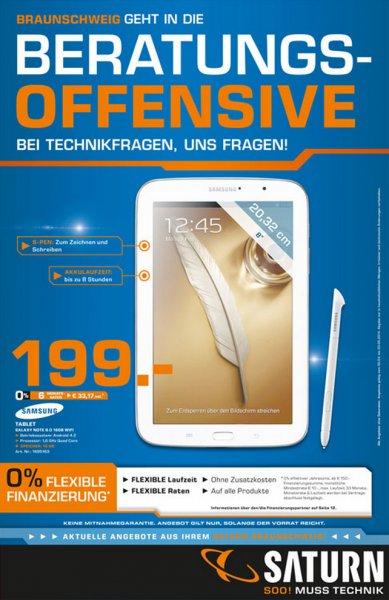 Local Braunschweig Samsung Galaxy Note 8.0 16 GB WiFi