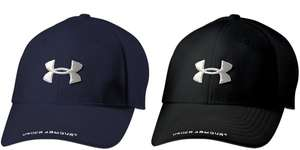 "Under Armour™ - Kinder Trainer Cap ""Spring"" (Black,Blue) für €6,07 [@Zavvi.com]"
