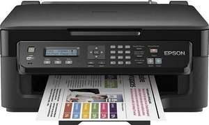Epson WorkForce WF-2510WF für 59€ - Multifunktionsdrucker @ Comtech