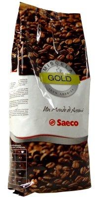 Saeco Miscela Gold Kaffeebohnen 1 Kg 18.85€ inkl. Versand