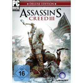 Assassin's Creed 3 Digital Deluxe Edition inkl. Season Pass als Download
