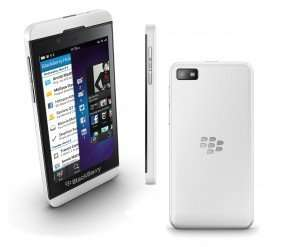 BlackBerry Z10  - White Refurbished Ware bei Cyberport.