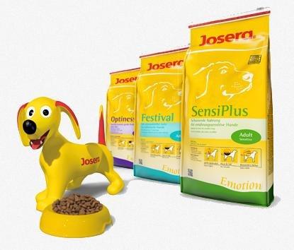 Hunde und Katzenfutter Proben + 5€ Gutschein @Josera