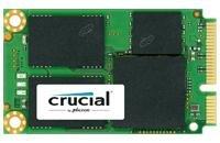 256 GB Crucial M550, MSATA 6Gb/s SSD