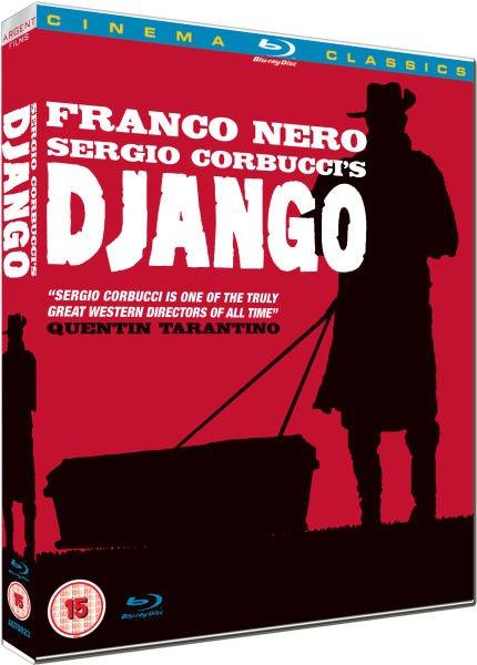 Django - Uncut (Blu-ray) für 9,73€ @Zavvi