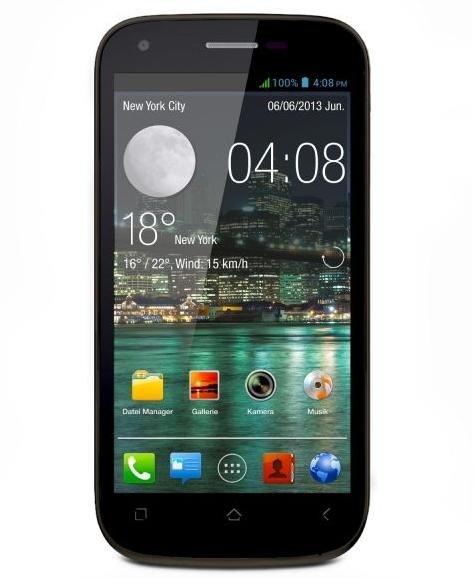 @cyberport - Wiko Cink Peax 2 Dual-SIM schwarz