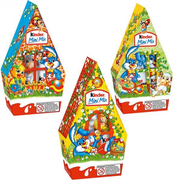 [LOKAL?] 75% Rabatt auf Oster-Schokolade bei Budnikowski in Hamburg // zb. Kinder Mini Mix für 49 Cent