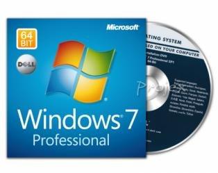 Microsoft Windows 7 Professional (64bit) OEM Vollversion Betriebssystem