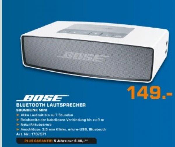 [Lokal] Bose SoundLink Mini Baunatal