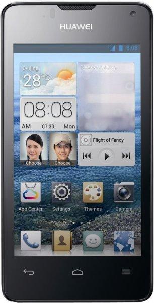Huawei Ascend Y300 Schwarz für 74€ @Smartkauf