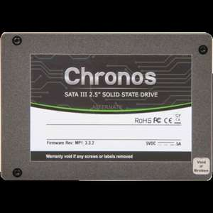 "480GB SSD-188€---Mushkin 2,5"" SSD 480 GB ""Chronos"""