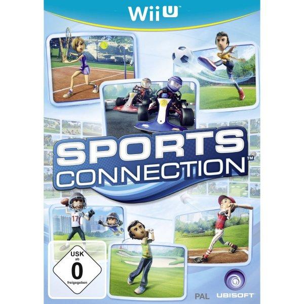 Wii U Spiel: Sports Connection für 9,99€ @Otto.de
