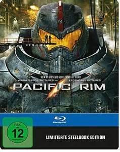 [Media Markt] Pacific Rim Blu-ray Steelbook  für 10€ incl.Versand