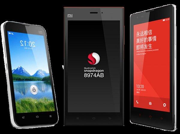 Rabatte auf XIAOMI-Geräte, z. B. Mi3 64 GB für 315 €