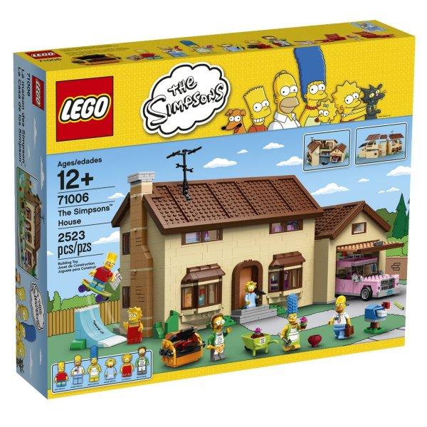 LEGO® - Das Simpsons™ Haus - Versandkostenfrei bei LEGO SHOP