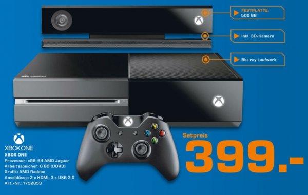 Xbox One für 399,- Euro bei Saturn Erlangen (evtl nur Lokal?)