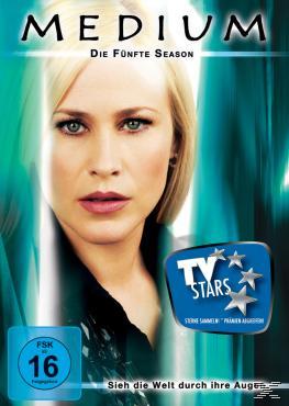 Medium Season 4 und 5 (DVD Box) je 9,99 Euro bei Saturn - Berlin