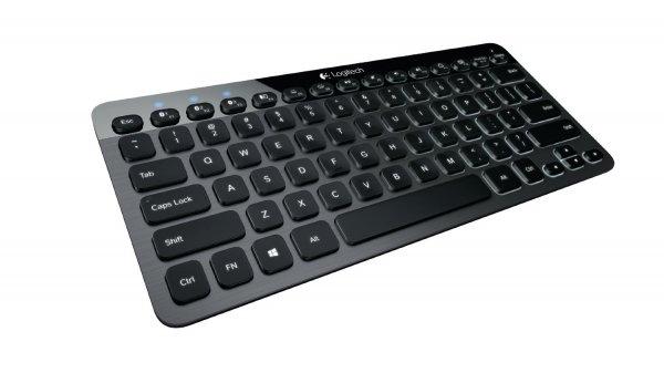 Logitech K810 illuminated Bluetooth Tastatur bei Conrad für 61€ (bzw. 55€ bei Sofortüberweisung)