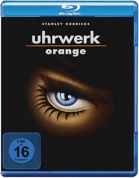 (AmazonPrime) Stanley Kubrick's Uhrwerk Orange, A Clockwork Orange (Blu-ray) IMDb: 8,4