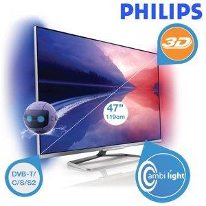[iBood] Philips  47PFL6678K/12 47-Zoll 3D Smart Tv