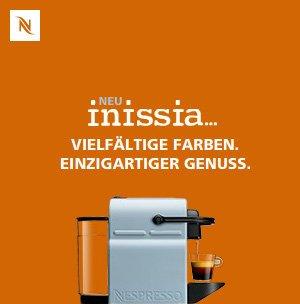 bei Amazon.de gibt es eine Nespresso Guthabenaktion Frühjahr 2014
