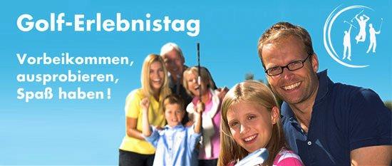 Golf-Erlebnistag auf vielen deutschen Golfplätzen