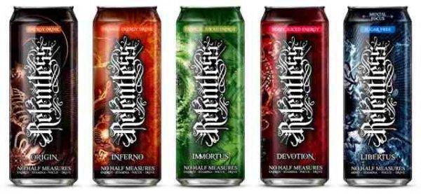 Relentless Energy Drink 0,5l