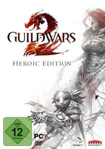 Guild Wars 2- Heroic Edition 19,99€ / Digital Deluxe Edition 29,99€