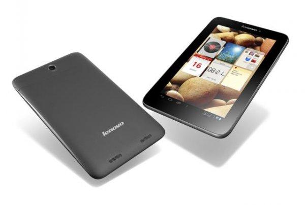 Lenovo IdeaTab A2107 | 3G UMTS 7'' Tablet, GPS, WLAN, 1 GHz, 1GB RAM, 16GB eMMC- NEU