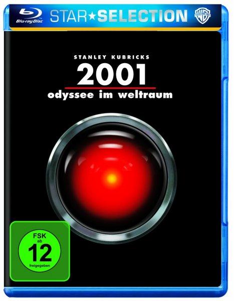 [amazon.de] 2001: Odyssee im Weltraum [Blu-ray] für 6,44 € ( Prime o. Hermes )