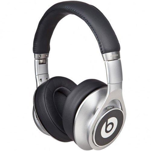 Beats by Dr. Dre Executive Over-Ear Kopfhörer silber / Studio Pink/Violett
