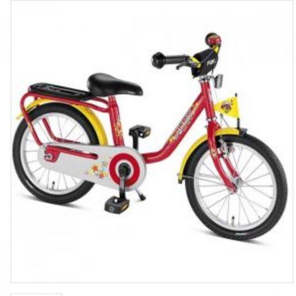 Puky Fahrrad z6 (16 Zoll) rot