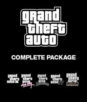 [Steam] Complete GTA Bundle