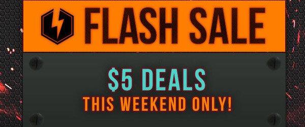 [US PSN]  Flash Sale - 28 Games für je 5$