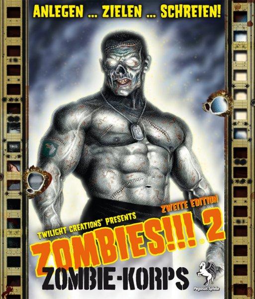 Zombies!!! - Erweiterungungen Zombie-Korps und Suchtopfer @ Amazon Prime, sonst + 3 Euro Versand