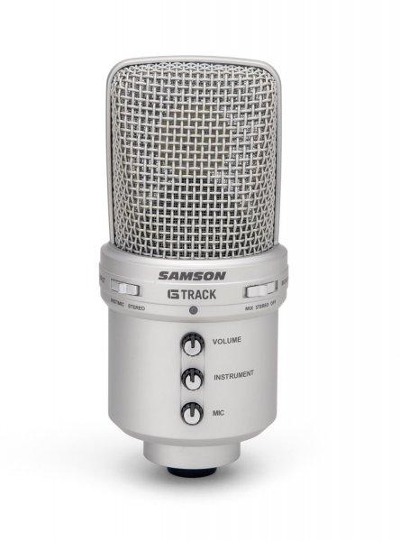 Samson G-Track USB Studiomikrofon