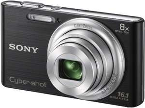 [Lokal WHV] Sony DSC W-730-B 16 MP Digitalkamera