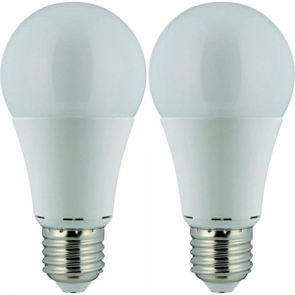 2x LED Lampe E27 9.5 W = 60 W Warm-Weiß @conrad Versandkostenfrei - 4x zu je 6,25 EUR
