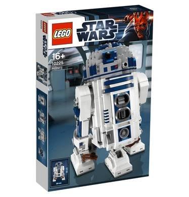 R2D2 Galeria Kaufhof Lego 10225