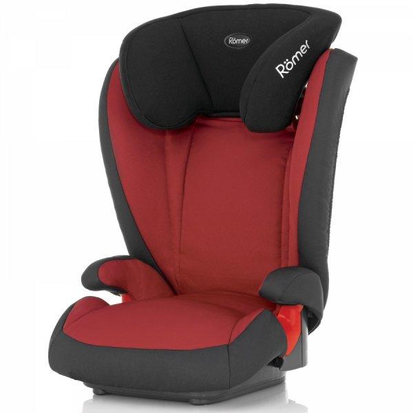 [Amazon] Römer Autositz KID, Gruppe 2-3 (15 - 36kg), Kollektion 2014, Chili Pepper - 72,94€