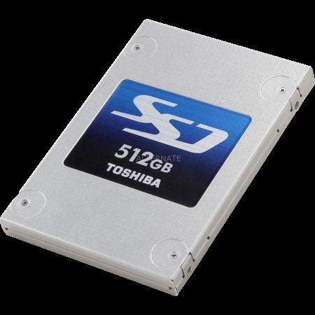 """Toshiba SSD 512 GB """"Q-Series 2,5"""" für 219,90€ (versandkostenfrei)"""