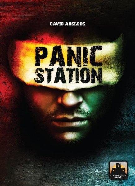 Panic Station - Brettspiel @Amazon - Sonst ab 16,95€ / Prime oder Buch mitbestellen.