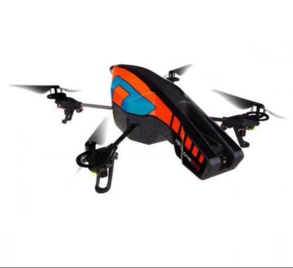 [Amazon WHD] Parrot AR.Drone 2.0 Blau für 227€
