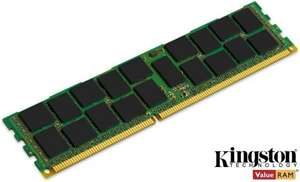 4GB Kingston ValueRAM Single Rank DDR3-1333 regECC DIMM CL9 Single @MindStar 28,99 €
