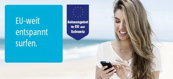 ALDI Talk: EU und Schweiz Internet 120mb / 7 Tage für 4.99€