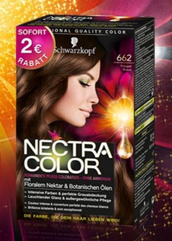 [ROSSMANN BUNDESWEIT] Schwarzkopf Nectra Color für nur 2,99€