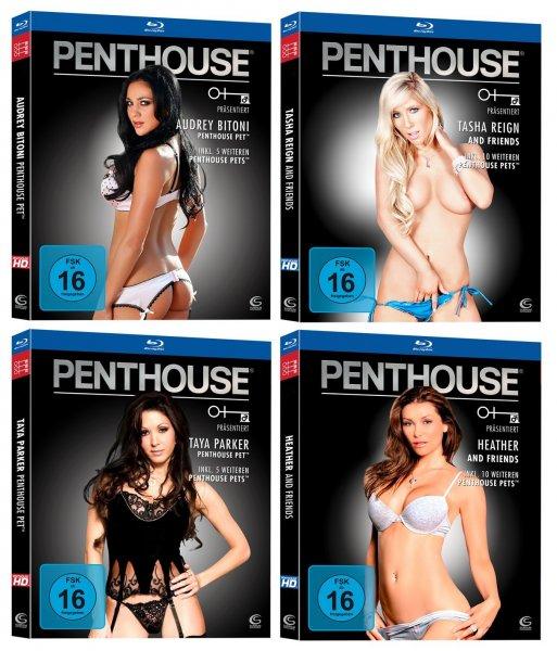 4 Penthouse BluRays nur 7,97€