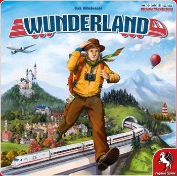 Wunderland (Familienspiel - Pegasus)