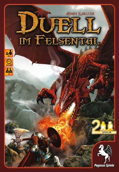 Drako - Duell im Felsental (2-Personen Spiel - Pegasus)
