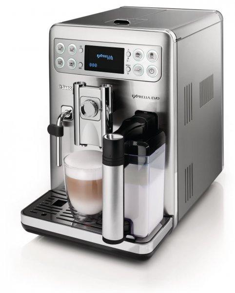 Saeco HD8857/01 Kaffee-Vollautomat Exprelia Evo für 799€